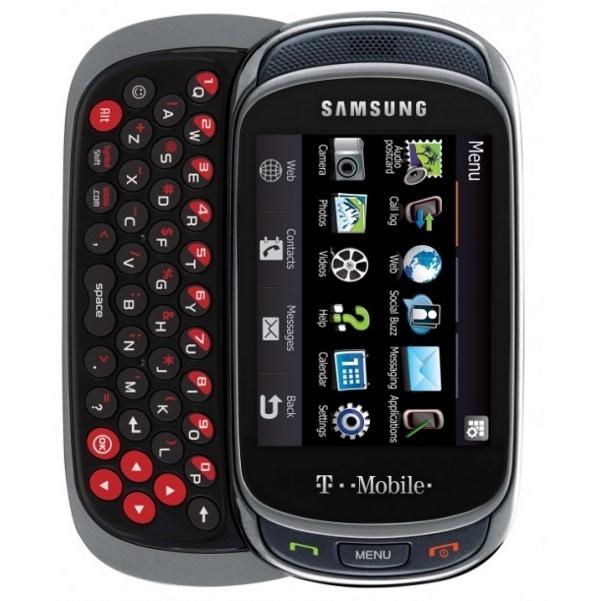 Samsung SGH-T669 Gravity T, прошивка, характеристики