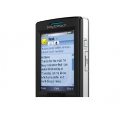 Sony Ericsson M600i - фото 4