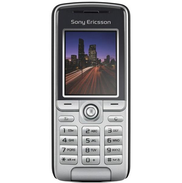Sony Ericsson K320i, прошивка, характеристики
