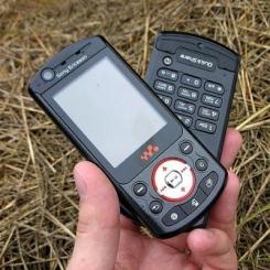 Sony Ericsson W900i - ���� 10