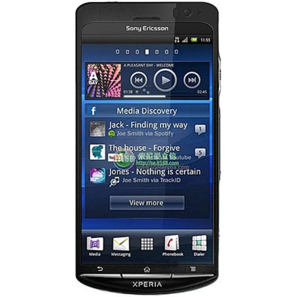 Sony Ericsson XPERIA Duo, прошивка, характеристики