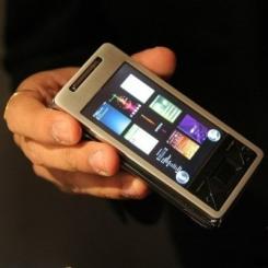 Sony Ericsson XPERIA X1 - ���� 3