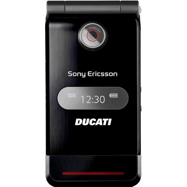Sony Ericsson Z770i Ducati Edition, прошивка, характеристики