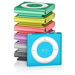 Apple iPod shuffle 5G 2GB - фото 1
