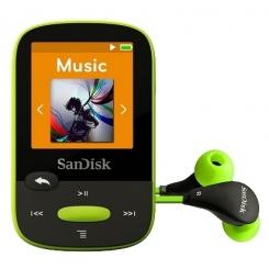 SanDisk Sansa Clip Sport 4GB - фото 3