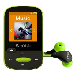 SanDisk Sansa Clip Sport 8GB - фото 3
