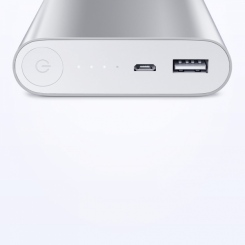 Xiaomi Mi Power Bank 10400mAh - фото 5