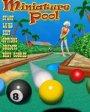 Miniature Pool v1.2 для Windows Mobile 2003, 2003 SE, 5.0 for Pocket PC