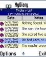 MyDiary v6.0 для Symbian 6.1, 7.0s, 8.0a, 8.1 S60