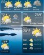 Weather Forecast v2.00 для Windows Mobile 5.0, 6.x for Pocket PC
