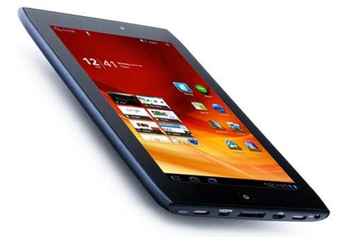Acer ICONIA TAB A100 8Gb, прошивка, характеристики