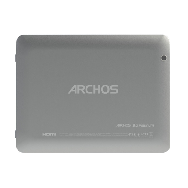 Archos 80 Platinum, прошивка, характеристики