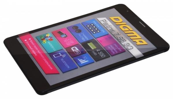 Digma Platina 7.86 3G, прошивка, характеристики