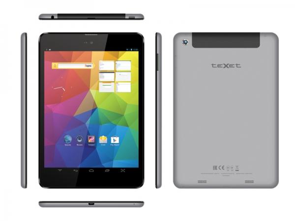 teXet X-pad NAVI 8 3G, прошивка, характеристики