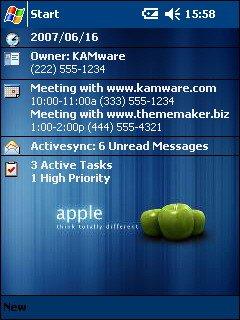 apple  - скриншот 1