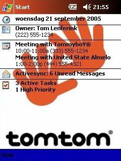 TomTom 5 Navigator - скриншот 1