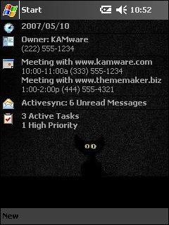 black cat - скриншот 1