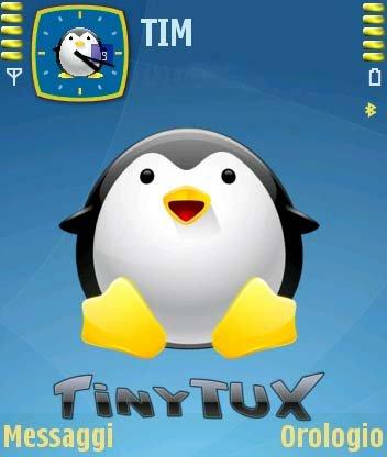 Tiny Tux - скриншот 1