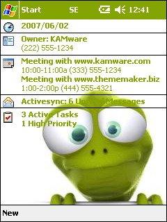 funny frog - скриншот 1