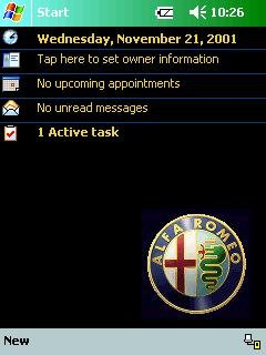 Alfa Romeo Badge - скриншот 1