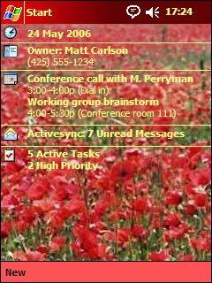 Poppy Field - скриншот 1