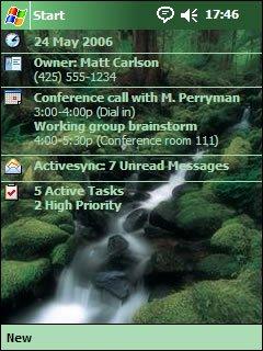 Woodland Waterfall - скриншот 1