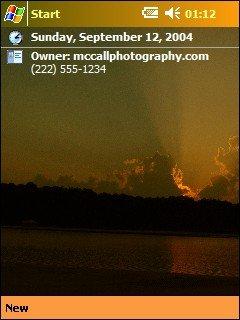 Callaway Sunset - скриншот 1