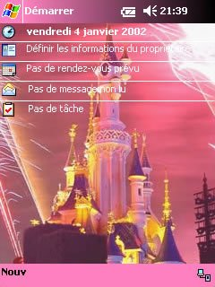 Disneyland Paris Castle - скриншот 1