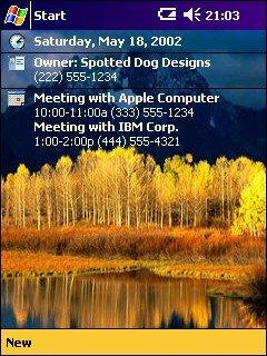 Golden Aspen Lake - скриншот 1
