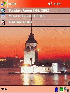 Istanbul Kizkulesi - Maiden Tower - скриншот 1