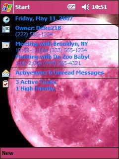Pink Moon - скриншот 1