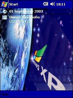 Space XP - скриншот 1