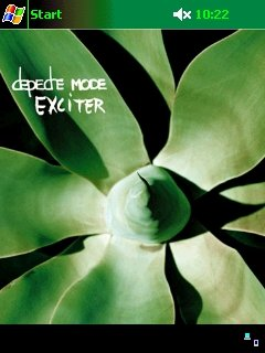 Depeche Mode - Exciter - скриншот 1