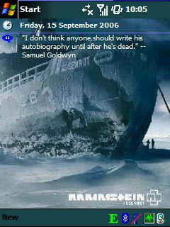 Rammstein - Rosenrot - скриншот 1
