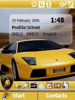 Lamborghini Murcielago - скриншот 1