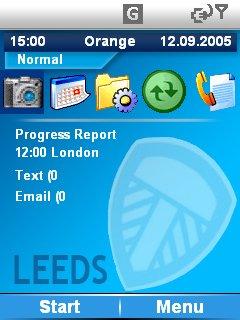 Leeds United - скриншот 1