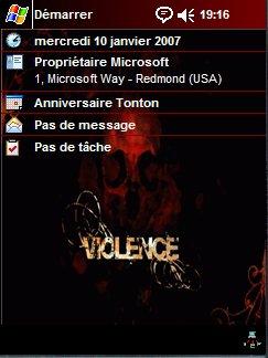 Violence - скриншот 1