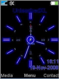 Swf Black N Blue - скриншот 1