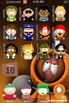 South Park - скриншот 1