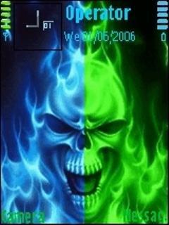 Skull Fire - скриншот 1