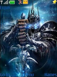 Wow Lich King - скриншот 1