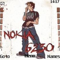 Nokia 6230i - скриншот 1