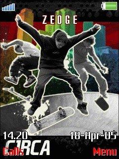 Skate Circa - скриншот 1
