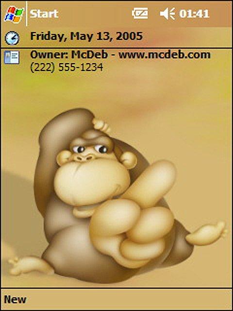 Gorilla - скриншот 1