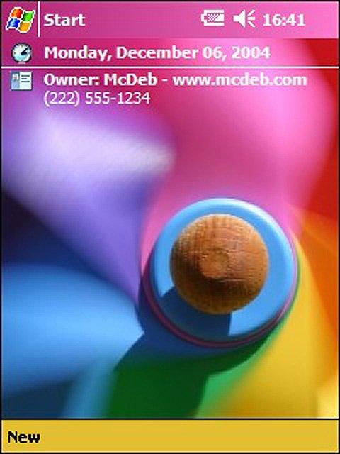 Pinwheel - скриншот 1