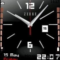 clock - скриншот 1