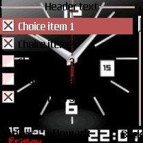clock - скриншот 2