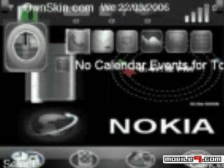 animated nokia black - скриншот 1