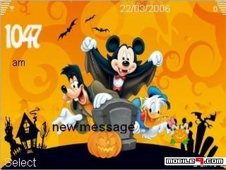 Halloween Disney - скриншот 1