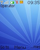Blue Rays - скриншот 1